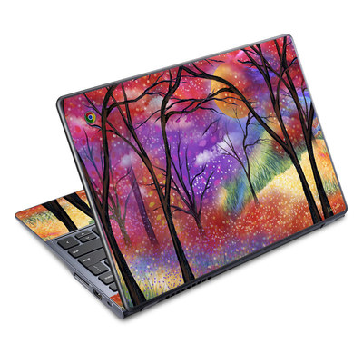 Acer Chromebook C720 Skin - Moon Meadow