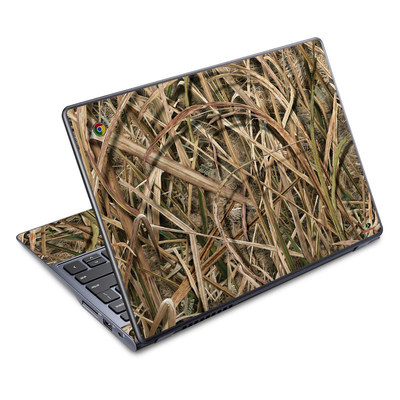 Acer Chromebook C720 Skin - Shadow Grass Blades