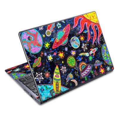 Acer Chromebook C720 Skin - Out to Space