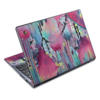 Acer Chromebook C720 Skin - Paper Chain