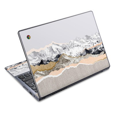 Acer Chromebook C720 Skin - Pastel Mountains