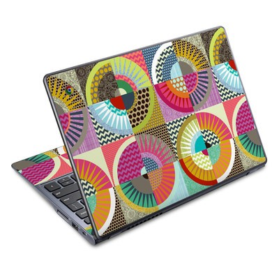 Acer Chromebook C720 Skin - Seaview Beauty