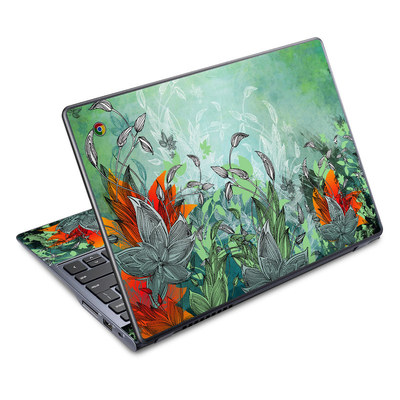 Acer Chromebook C720 Skin - Sea Flora
