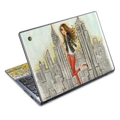 Acer Chromebook C720 Skin - The Sights New York