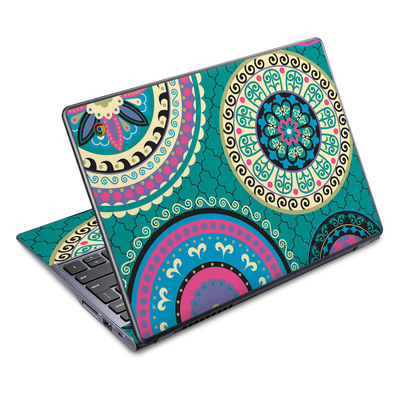 Acer Chromebook C720 Skin - Silk Road
