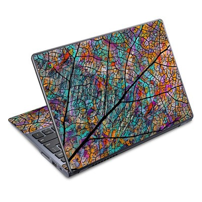 Acer Chromebook C720 Skin - Stained Aspen