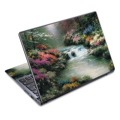 Acer Chromebook C720 Skin - Beside Still Waters