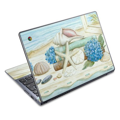 Acer Chromebook C720 Skin - Stories of the Sea
