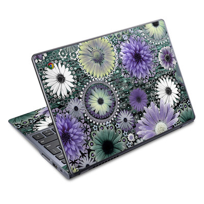 Acer Chromebook C720 Skin - Tidal Bloom