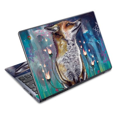 Acer Chromebook C720 Skin - There is a Light