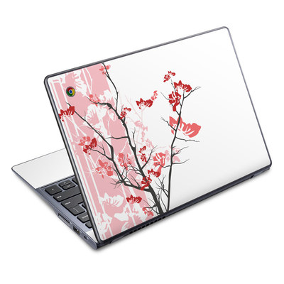 Acer Chromebook C720 Skin - Pink Tranquility