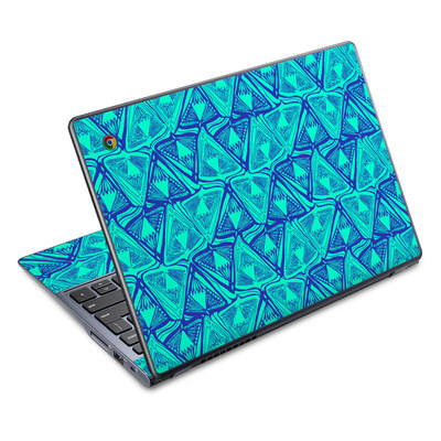 Acer Chromebook C720 Skin - Tribal Beat