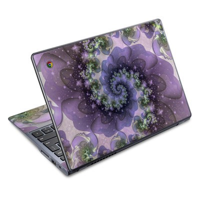 Acer Chromebook C720 Skin - Turbulent Dreams
