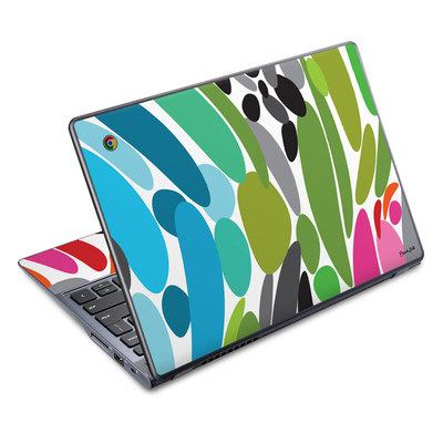 Acer Chromebook C720 Skin - Twist