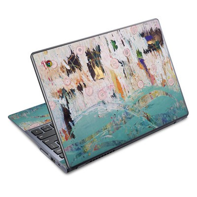 Acer Chromebook C720 Skin - Vines