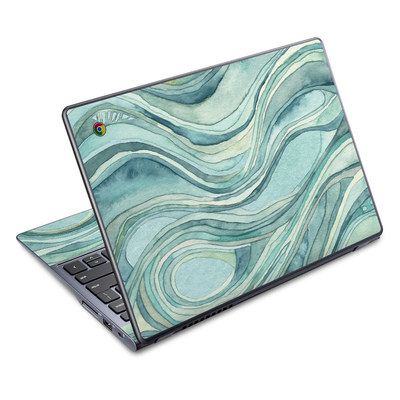 Acer Chromebook C720 Skin - Waves