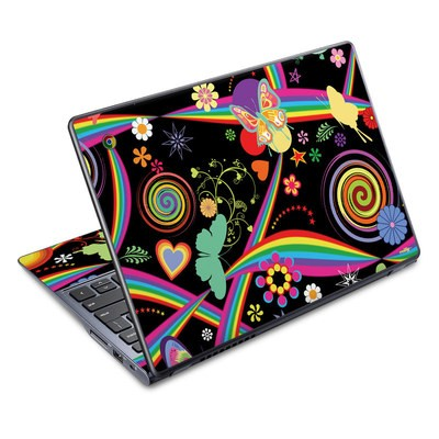 Acer Chromebook C720 Skin - Wonderland