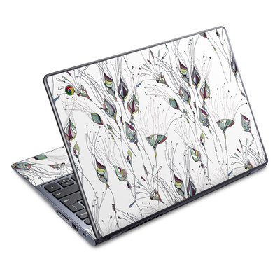 Acer Chromebook C720 Skin - Wildflowers