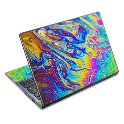 Acer Chromebook C720 Skin - World of Soap
