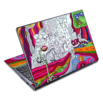 Acer Chromebook C720 Skin - In Your Dreams