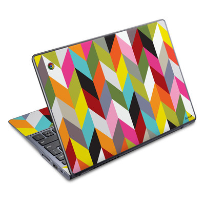 Acer Chromebook C720 Skin - Ziggy Condensed