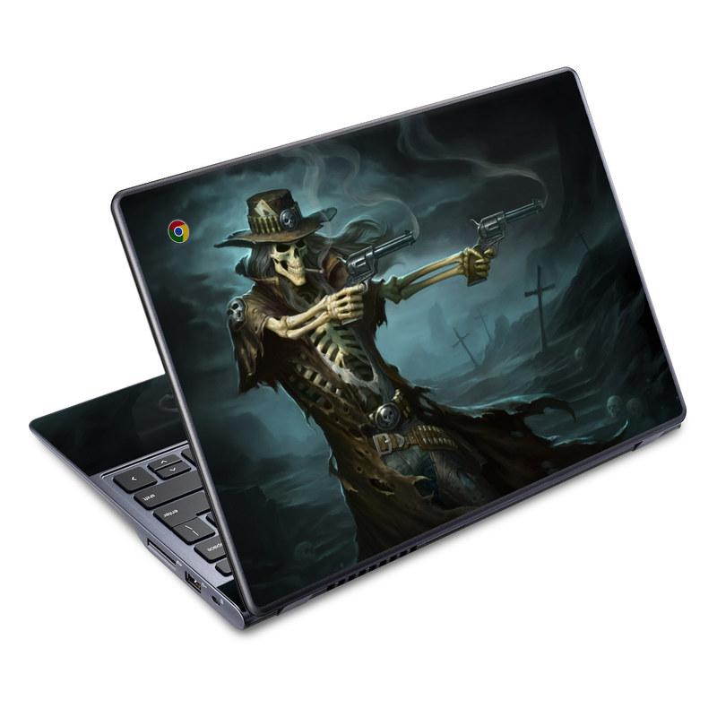 Acer Chromebook C720 Skin - Reaper Gunslinger by James ...