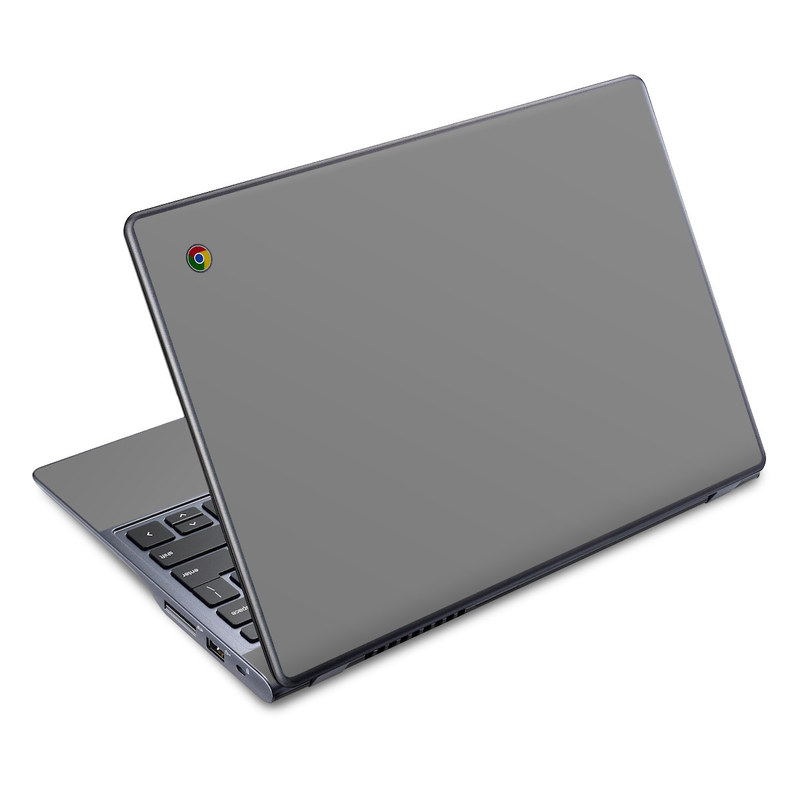 Acer Chromebook C720 Skin - Solid State Grey by Solid ...