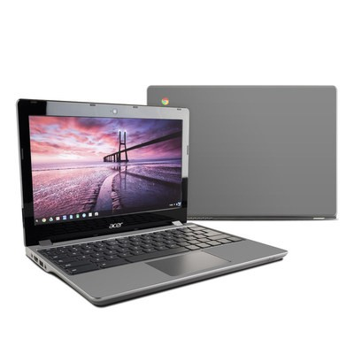 Acer Chromebook C740 Skin - Solid State Grey
