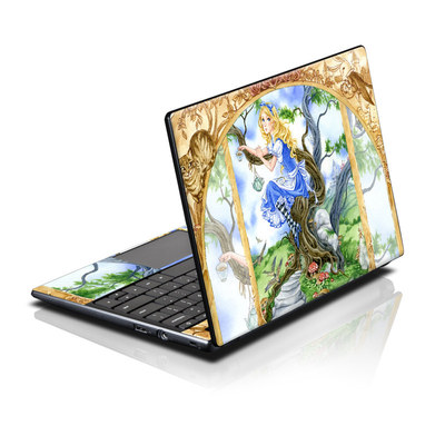 Acer AC700 ChromeBook Skin - Alice's Tea Time