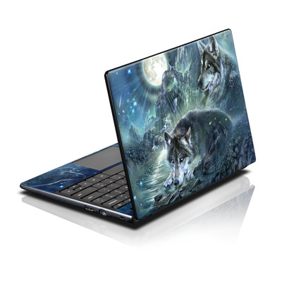 Acer AC700 ChromeBook Skin - Bark At The Moon