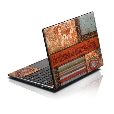 Acer AC700 ChromeBook Skin - Be Inspired