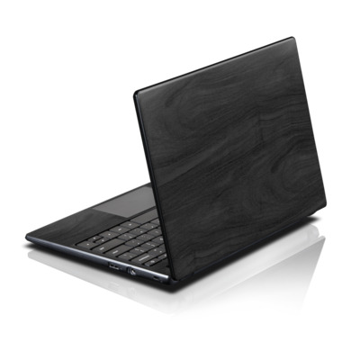 Acer AC700 ChromeBook Skin - Black Woodgrain