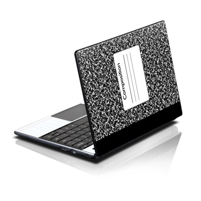 Acer AC700 ChromeBook Skin - Composition Notebook