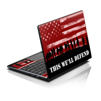 Acer AC700 ChromeBook Skin - Defend