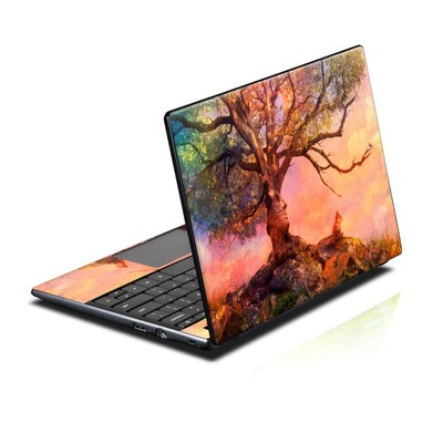 Acer AC700 ChromeBook Skin - Fox Sunset