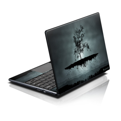 Acer AC700 ChromeBook Skin - Flying Tree Black