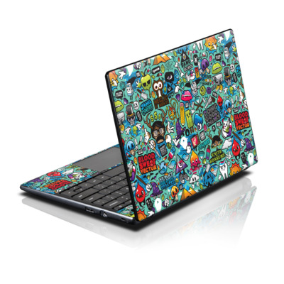 Acer AC700 ChromeBook Skin - Jewel Thief