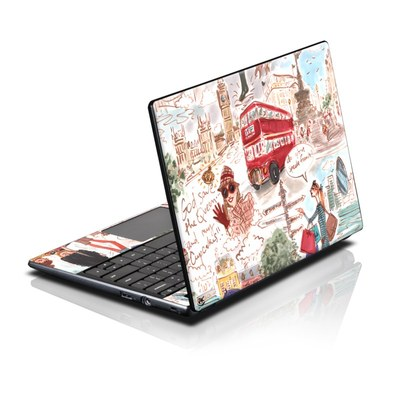 Acer AC700 ChromeBook Skin - London