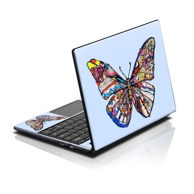 Acer AC700 ChromeBook Skin - Pieced Butterfly