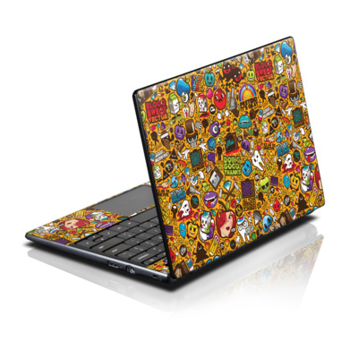 Acer AC700 ChromeBook Skin - Psychedelic