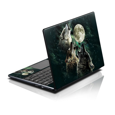 Acer AC700 ChromeBook Skin - Three Wolf Moon