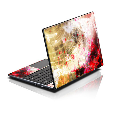 Acer AC700 ChromeBook Skin - Woodflower