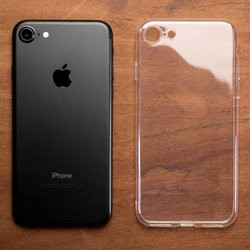 Ultra Thin Transparent Gel Case - Apple iPhone 7 (4.7in)