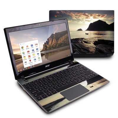 Acer Chromebook C7 Skin - Anchored