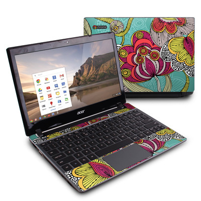Acer Chromebook C7 Skin - Beatriz