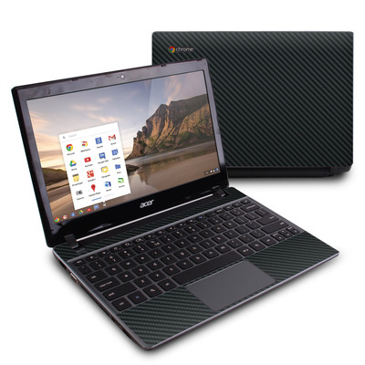 Acer Chromebook C7 Skin - Carbon
