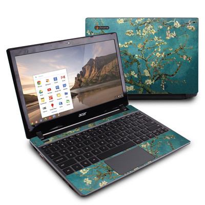 Acer Chromebook C7 Skin - Blossoming Almond Tree