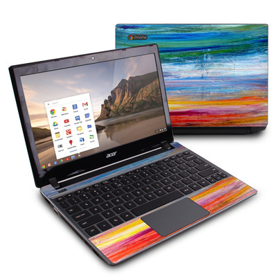 Acer Chromebook C7 Skin - Waterfall