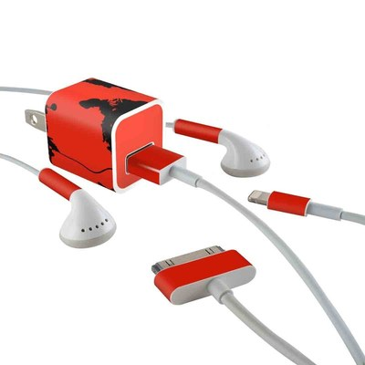 Apple iPhone Charge Kit Skin - Airborne