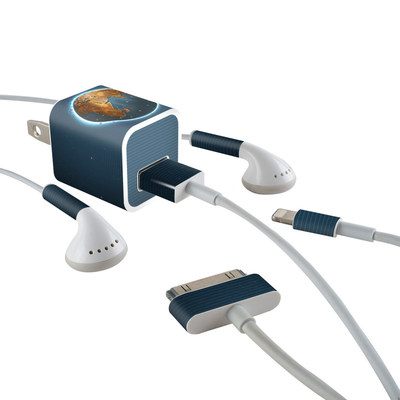 Apple iPhone Charge Kit Skin - Airlines